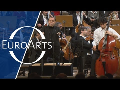 "Thomas Quasthoff: Mozart - ""Per questa bella mano"" Concert Aria for bass K. 612"