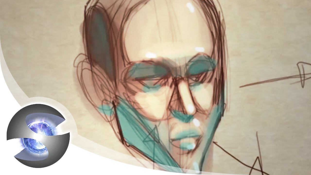 understanding the planes of the face using ellipses youtube