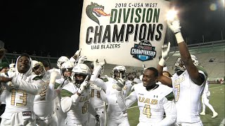 UAB athletic director discusses impact of successful Blazers football program