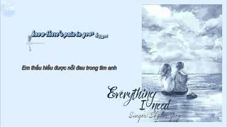 [Vietsub + Lyrics] Everything I Need - Skylar Grey