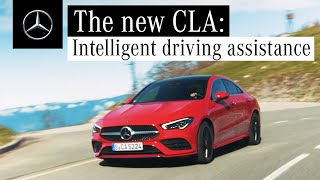 The New CLA (2019): Safety & Assistance Systems