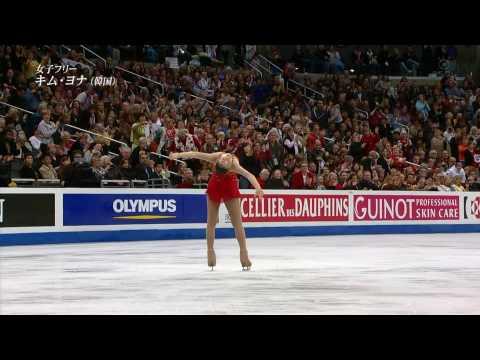 2009.0329.WC.world championship.Yu-Na Kim FS - Scheherazade