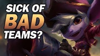 Sick of bad teams or supports? Play these 4 ADCs!