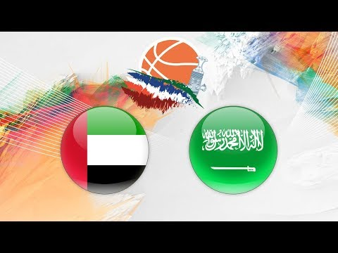 United Arab Emirates (UAE) v Kingdom of Saudi Arabia (KSA) - U17 GBA Championship 2018
