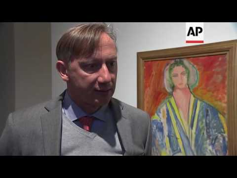 First ever African exhibition of Matisse goes on display in Johannesburg, showing the influence of A