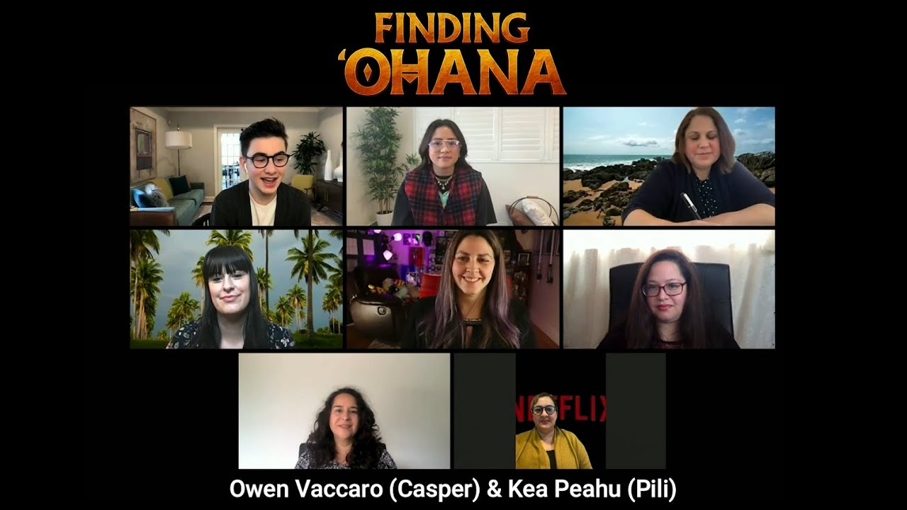Finding Ohana review: Netflix made a touching version of Goonies