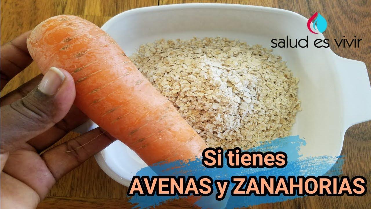 Si Tienes Una Zanahoria Y Avena. Haz Esta Receta! Hecho En Salten, Sin Harina Y Sin Horno🥮🥕✔🈯😍