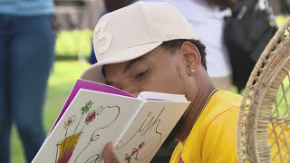 Chance the Rapper holds 'Books and Breakfast' for South Side families