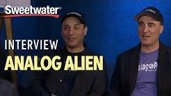 Analog Alien Interview