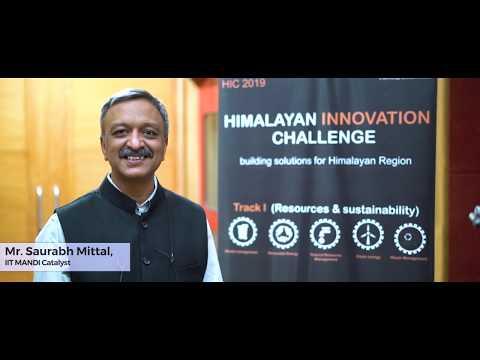 Highlights- Himalayan Innovation Challenge (HIC) 2019