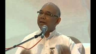 विजय माला उनके गले में पडती है -जो स्व परिवर्तन का पुरषार्थ  करते है  - 22/06/2012