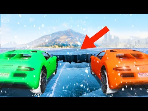 WORLDS MOST DANGEROUS OFFROAD ICE RACE!...