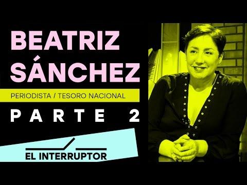 Conoce por qué Beatriz Sánchez se considera periodista y activista