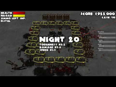 [Yep Another Zombie Defense][3] 550원 좀비 디펜스 갓게임, 묘한 중독성있는 게임 (Feat, 형독, 쥐) 2017년 8월 6일