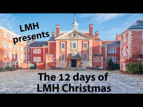 12 days of LMH Christmas
