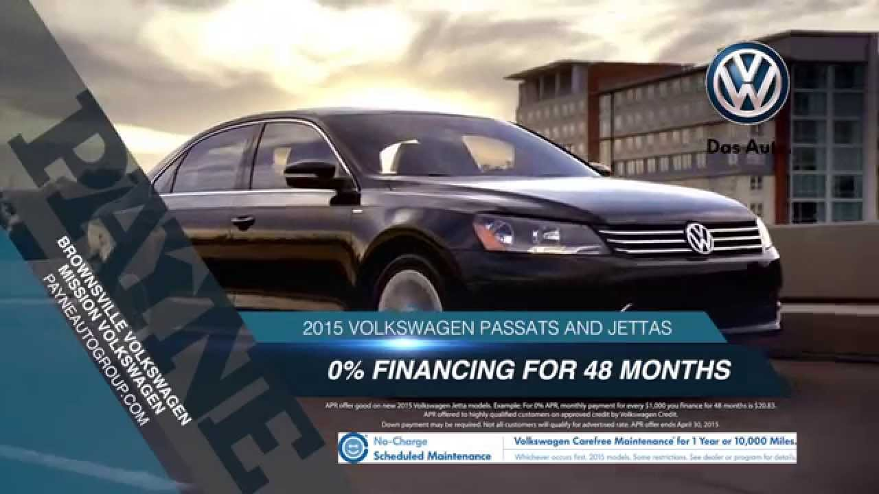 $289 mo 2015 Volkswagen CC Sport Payne Mission