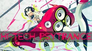 「Hi-Tech Psytrance 」[DJ Genki] Avalon System