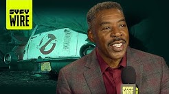 Ghostbusters 2020 - Ernie Hudson Weighs On The Return Of Winston Zeddemore | SDCC 2019 | SYFY WIRE
