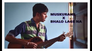 Gambar cover Muskurane Ki Wajah X Bhalo Lage na || Arijit Singh || Hridoy Khan || sayAn