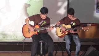 Iihi dattane - ThanhNC ft. DucAnh Grong - FPT Guitar Club
