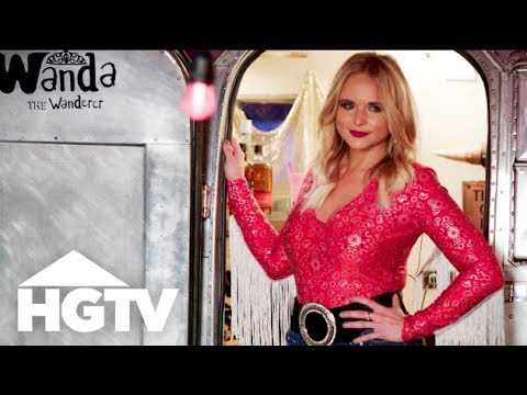 Miranda Lambert's Airstream Makeover: The Reveal