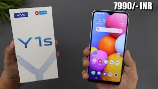 vivo Y1s Unboxing And Review I Hindi