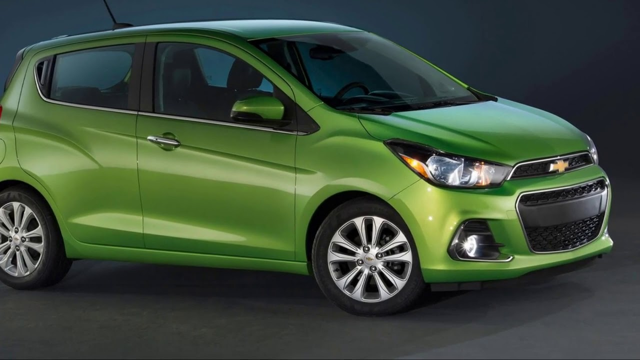 2018 Chevrolet Spark Review