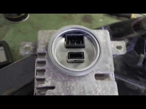 Audi A4 B8 Headlight Removal Change Remove Headlights On A