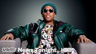 Anderson Paak Gives His Take On Ariana Grande And Kanye (HBO)