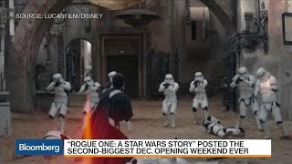'Rogue One' Expands Disney's Star Wars Universe
