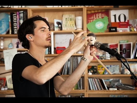 Eskmo: NPR Music Tiny Desk Concert