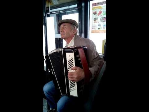 гор.Пермь автобус № 47 Весёлый пассажир д.Ваня