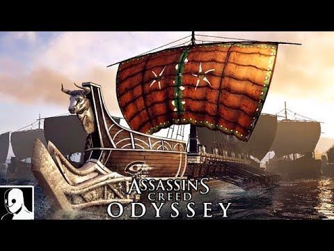Assassin's Creed Odyssey - Fliegende Ikaros Event, Wikinger, Japan oder doch Rom? thumbnail