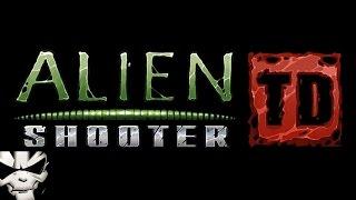 alien Shooter TD - Первый взгляд - Обзор  Просто хороший TD
