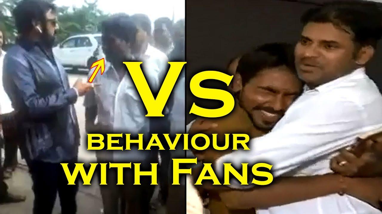 Pawan Kalyan Vs Balakrishna Behaviour With Fans Youtube