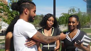 When Did You Lose Your VIRGINITY!?/Will You Take Mine? | Public Interview | Bowie State Edition