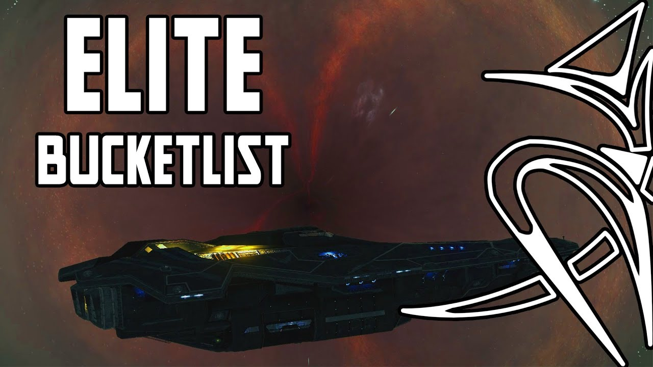8 things to TRY (at least once) in Elite Dangerous