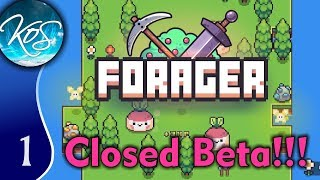 Forager Closed Beta