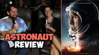 First Man Reviewed By An Astronaut! - REAL Reviews