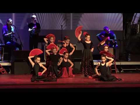 Flamenco Y Ole Ecole De Danse A Strasbourg Youtube