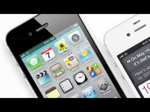 The New iPhone 4s (Parody)