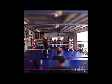 Bigger Kenpo Guy vs Smaller MMA Guy - Nam Phan vs Eric