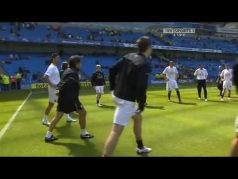 Cristiano Ronaldo Vs Manchester City (A) 06-07 English Commentary By Daniel