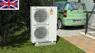Ecodan Heat Pump System Mitsubishi Electric