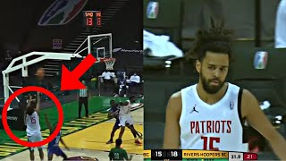 J Cole Full DEBUT Highlights In The African League! (Ft. ALL PLAYS)