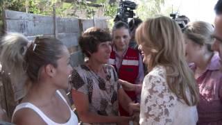 Gobernadora Pavlovich entrega acciones de vivienda en Hermosillo