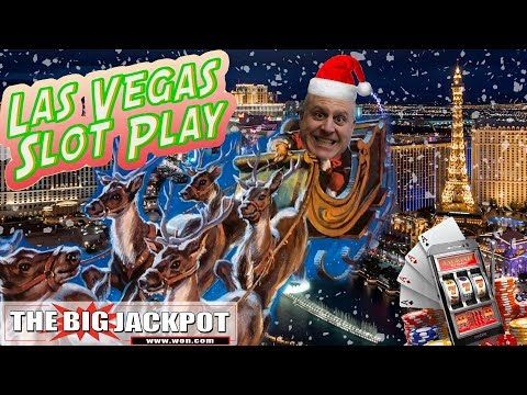 🎰HUGE HIGH LIMIT ➡ Las Vegas Slot Play ✦ MAX BETS ✦ The Cosmopolitan Casino | The Big Jackpot
