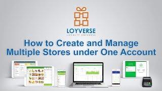 كيفية إنشاء و إدارة مخازن متعددة تحت حساب واحد - Loyverse نقاط البيع
