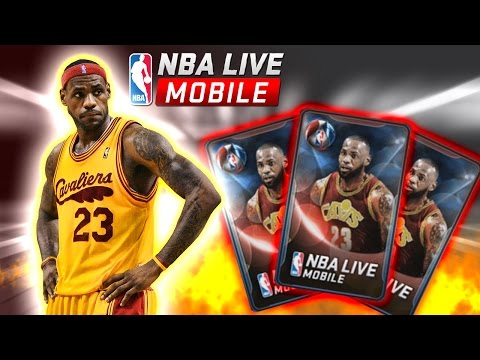 EPIC PLAYOFFS BALLER PACK OPENING - SO MANY ELITE PULLS!!! NBA LIVE MOBILE PACK OPENING
