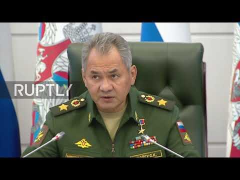 Russia: Shoigu Warns Israel Of 'response' After Il-20 Aircraft Crash